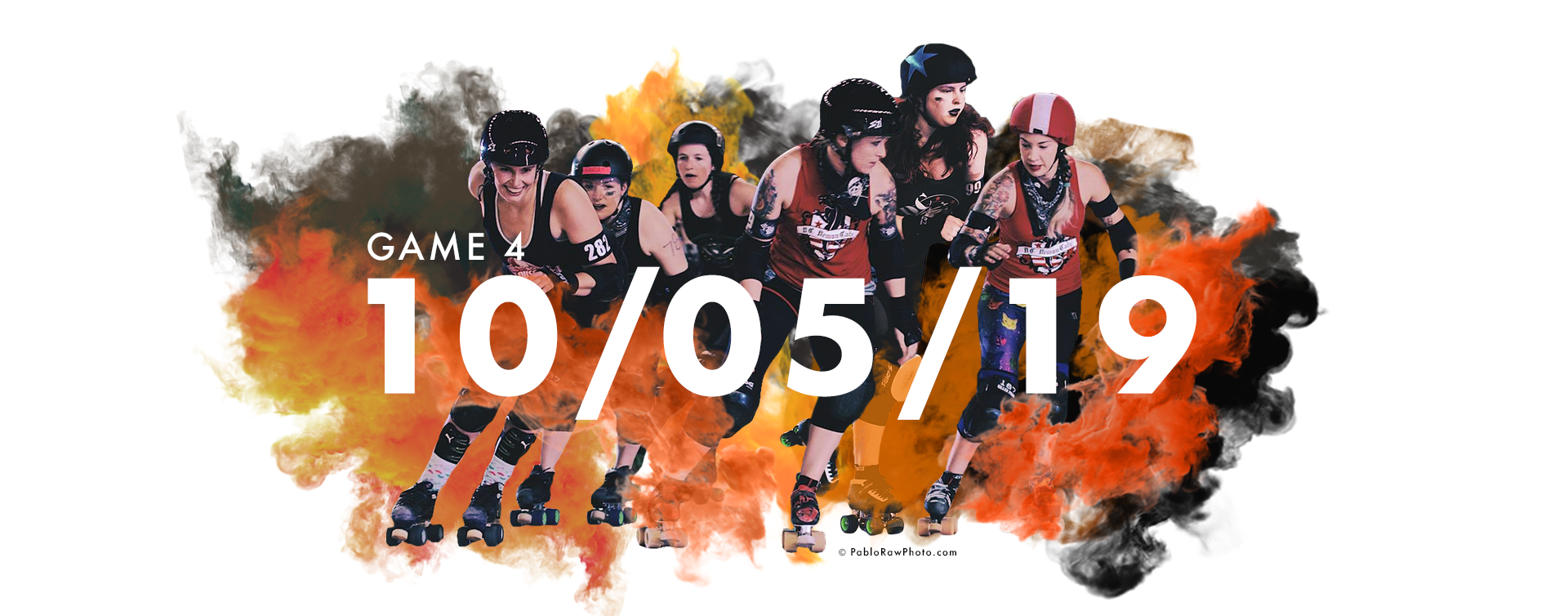 DC Rollergirls DC Armory October 5